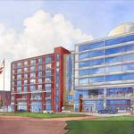Bank loan secured, construction begins on new Aloft Raleigh hotel