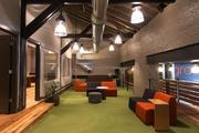"""The """"den"""" space on the second floor of Groove Commerce's new office."""