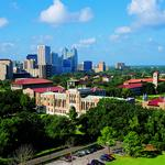 Houston developer's foundation donates millions to <strong>Rice</strong> University