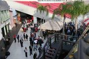 More than 800 people attended the party at Raymond James Stadium in Tampa.
