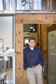Mike Kuharske opened Gravity Marketing LLC four years ago on Milwaukee's south side. Click here for story.