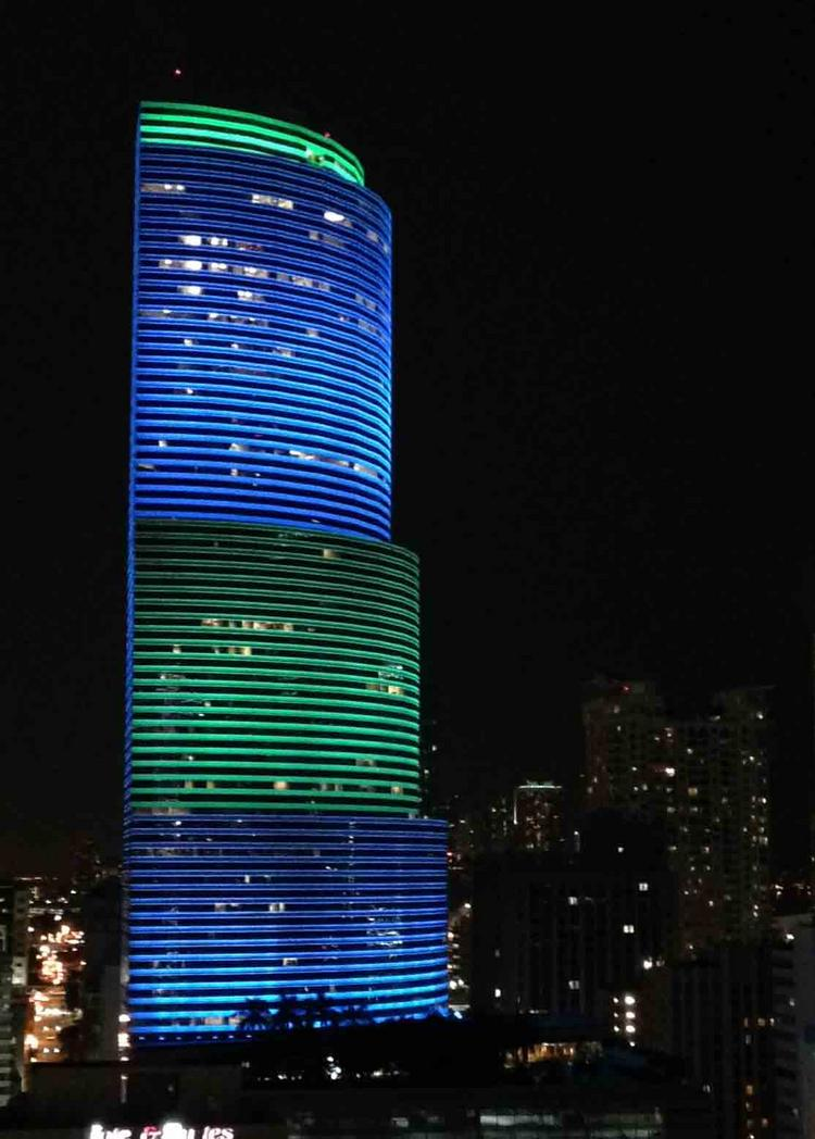 TotalBank name to top iconic Miami tower - South Florida Business Journal