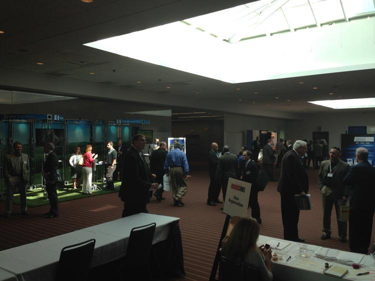 The Energy Inc. conference and tradeshow was held Tuesday at the David Lawrence Convention Center in downtown Pittsburgh.