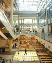 The opening of the Westfield San Francisco Centre was the Real Estate Deal of the Year for 2006.