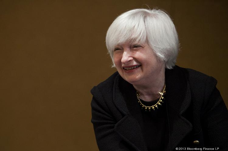 Janet Yellen's confirmation hearing to become Federal Reserve chairwoman begins today.