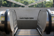 No. 7: Capitol HeightsNumber of crimes: 33