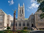 Boston College has won approval for a new 245,000 square-foot dorm at 2150 Commonwealth Ave.