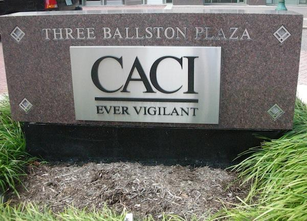 CACI International Inc. paid $820 million for Six3 Systems Inc., which was funded almost entirely through debt.
