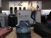 "The store is divided into sections that provide a feeling of ""shops within a shop,"" like a women's ready-to-wear section that has clothes for work and an activewear section that carries Target's C9 brand."