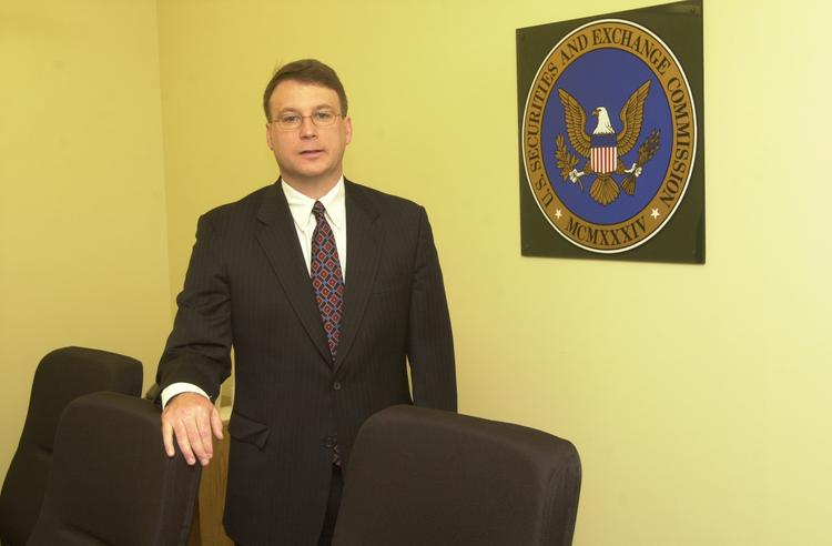 Daniel M. Hawke will step down as director of the SEC's Philadelphia regional office to concentrate his efforts as chief of the enforcement division's market abuse unit.