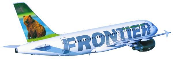 Frontier Airlines 2013 passengers: 19,133 2012 passengers: 14,516 Change: 31.7% *Frontier on Jan. 4 pulled out of Columbus by ending service to Trenton, N.J.