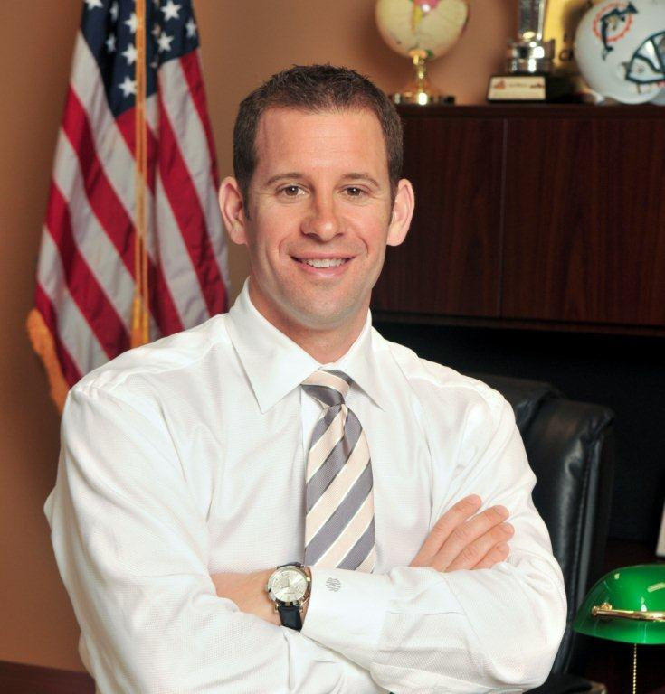 David Maymon, founder and CEO of Advocate Home Care Services
