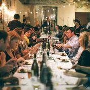 Each Dinner Lab gathering is a one-of-a-kind experience.