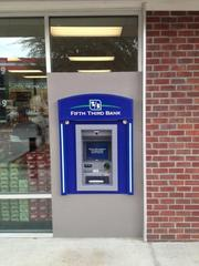 Fifth Third Bank will install 169 ATMs at RaceTrac  Petroleum Inc. convenience stores throughout Florida.