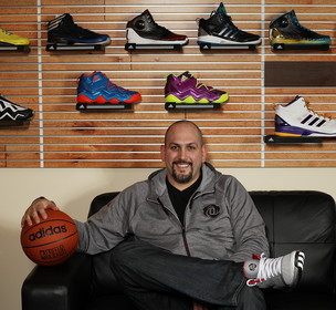 Chris Grancio, head of global sports marketing for basketball at Adidas America Inc., is one of two Portland representatives on the SportsBusiness Journal's annual Forty Under 40 list.