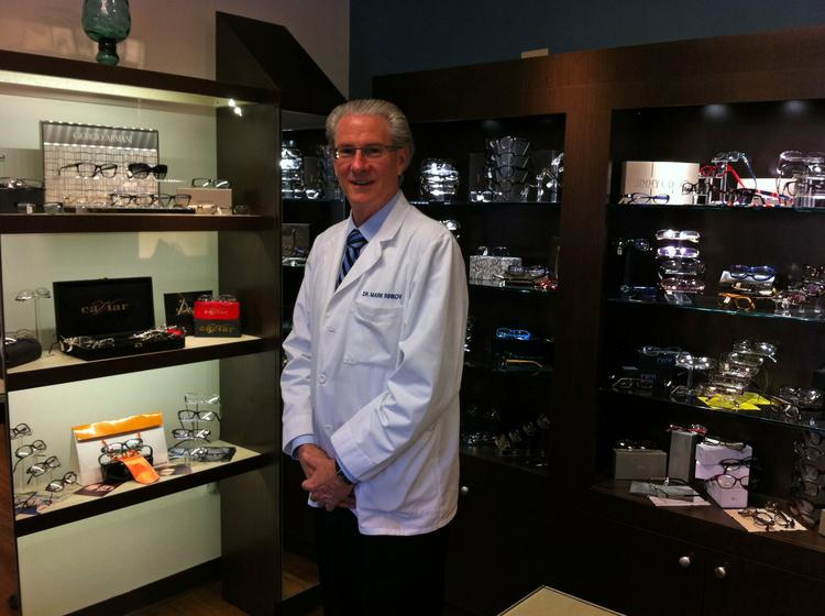 Dr. Mark Rinkov is looking to acquire optometry offices whose doctors want to focus on caring for patients and are sick of the business burdens.