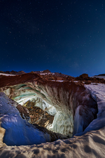 Oregon Field Guide celebrates 25 years with stunning '<strong>Glacier</strong> Caves'