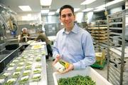 No. 86: Choicelunch  Justin Gagnon, CEO  The San Ramon school lunch provider grew its revenue 79.5 percent from 2010 to 2012.