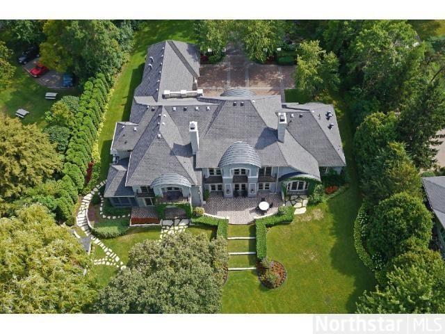 Click the image above to see a photo gallery of the top Dream Houses of 2013. The first is this home, a $4.75M Wayzata Bay beauty with a sad story