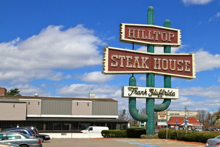 The Hilltop Steak House on Route 1 in Saugus is reportedly closing after a 52-year run.