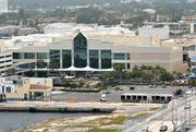 2. Greater Fort Lauderdale/Broward County Convention Center: 600,000 square feet