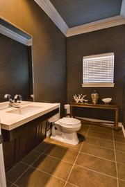 Both bathrooms have been fully remodeled with contemporary touches.