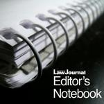 BLJ EDITOR'S NOTEBOOK: Law firm uses technology well