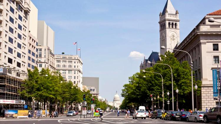 Pennsylvania Avenue could have changed significantly if the city had its way. It did not.