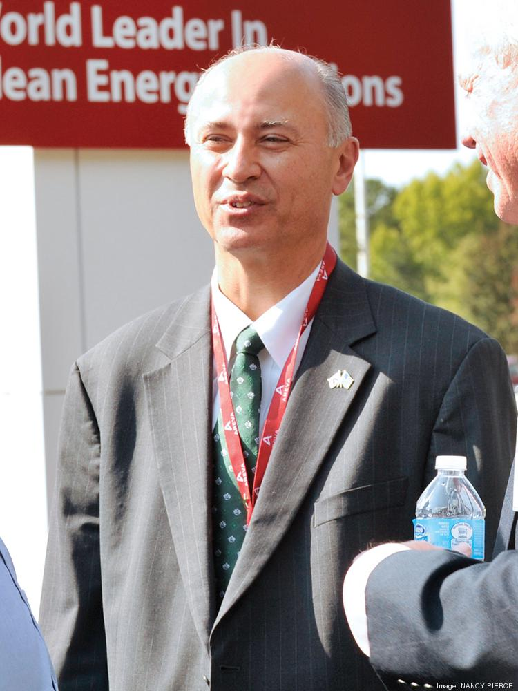 Areva Inc. CEO Mike Rencheck takes a job with parent Areva SA starting June 1.