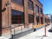 This former factory at 2701 8th St. in West Berkeley is now home to commercial kitchens and offices.
