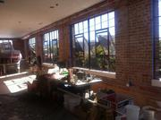 """Some of the units in the building feature the brick and timber elements of """"creative space."""""""