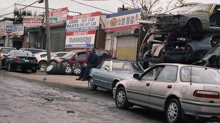 Willets Point is currently home to mostly industrial and auto-repair businesses, much of which the city aims to have replaced by retail and residential development.