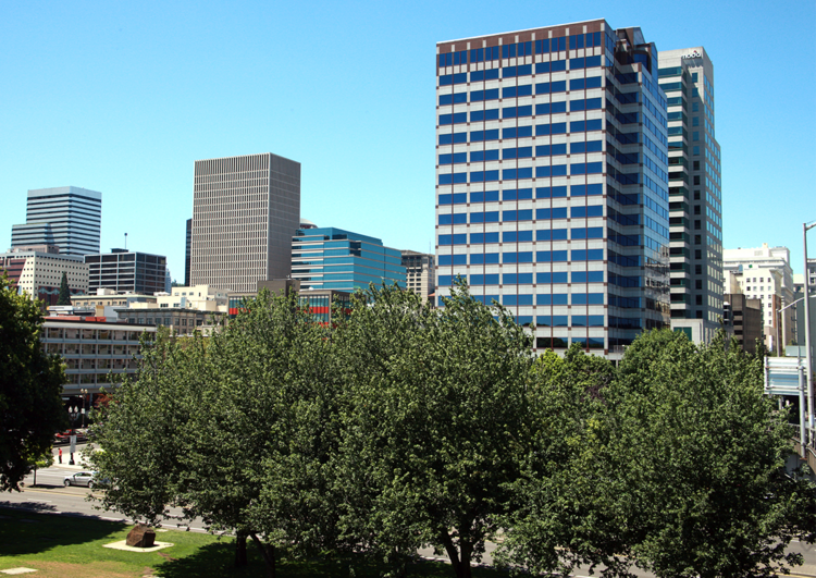 The $129 million sale of ODS Tower was one of the larger Portland transactions of the past year.