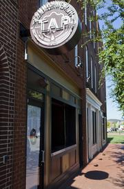 Commonwealth Tap is expected to open this week in the Norton Commons development.