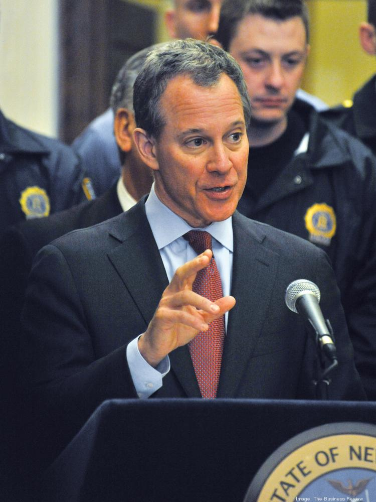 Eric Schneiderman is the attorney general of New York state.