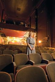 The ACT theater rebuild on Market Street is expected to be completed in January 2015. The theater, purchased for $18 million, will have 300 seats after the rebuild.