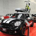 Front seats produced by Johnson Controls part of Mini Cooper recalls