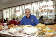 Ed Murph is owner of Norma's Cafe, and he and his  leadership team have been able  to grow the Oak Cliff icon.