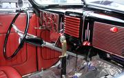 Steven Warner brought his 1939 Mercury to the 63rd Sacramento Autorama at Cal Expo.
