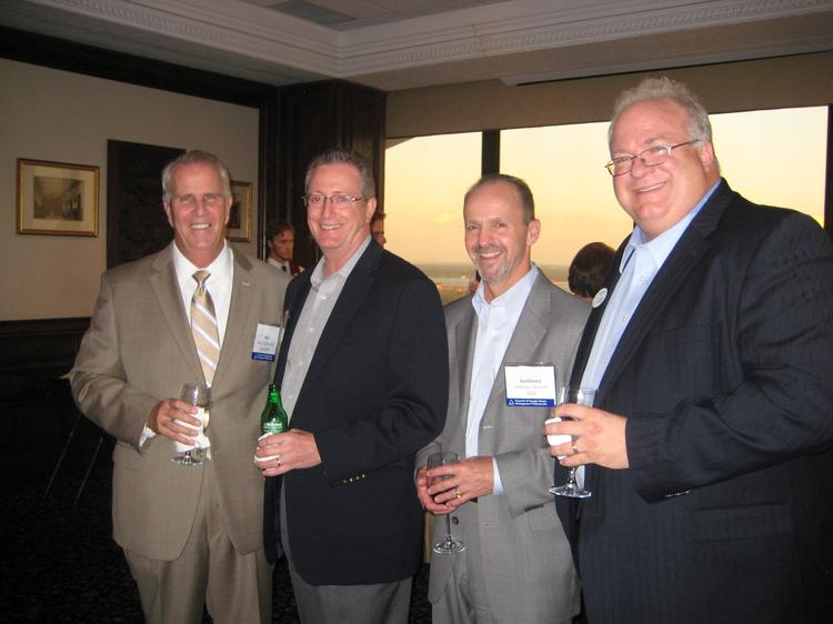 Top logistics executives come together at CSCMP's annual Who's Who in Northeast Florida logistics event.