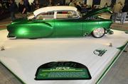 This 1954 Chevrolet Sedan belongs to Matt and Colleen Beckdolt. They showed it at the 63rd Sacramento Autorama at Cal Expo.