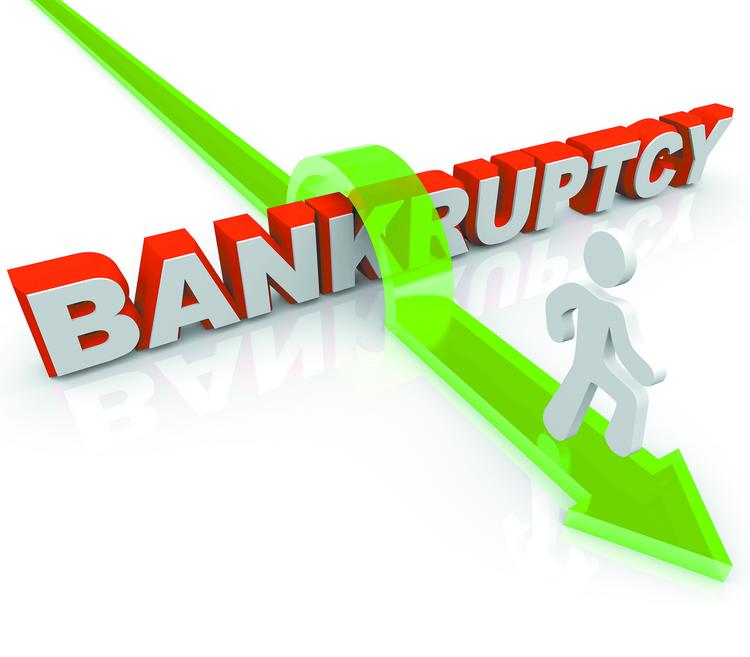 The Dayton region had a low number of bankruptcy filings in 2013.
