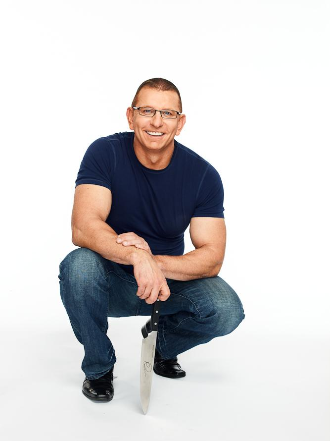 Celebrity TV Chef Robert Irvine never misses out on a chance to be part of the Epcot International Food & Wine Festival.