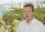 Ben Rafter, president and CEO of Aqua Hospitality, predicts that rate increases will begin to taper off on Oahu. 'It's a classic supply and demand problem.'