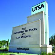 Each day, some 28,000 students attend classes at the University of Texas at San Antonio.