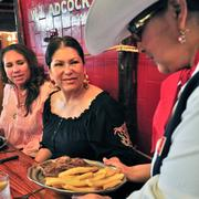Garcia and  Hernandez continue to serve up good food at good prices at Little Red Barn.