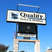 Quality Fence and Welding has been in business in San Antonio for 33 years.