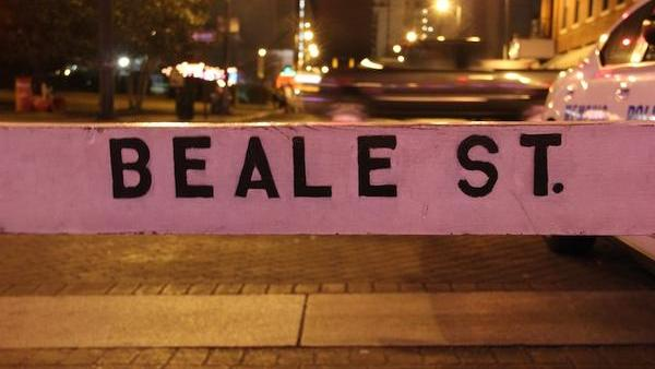 """Beale Street took top honors in USA Today's contest to determine the country's """"Favorite Iconic American Street."""""""