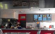 Wicked 'Wich is the newest addition to Downtown Plaza's food court.