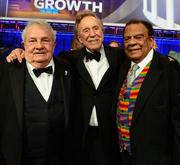 Charlie Loudermilk, John C. Portman, Jr. and Andrew Young.